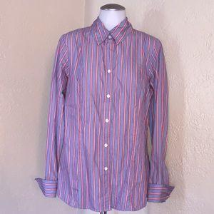 NWOT Pendleton silk blend shirt top lightweight